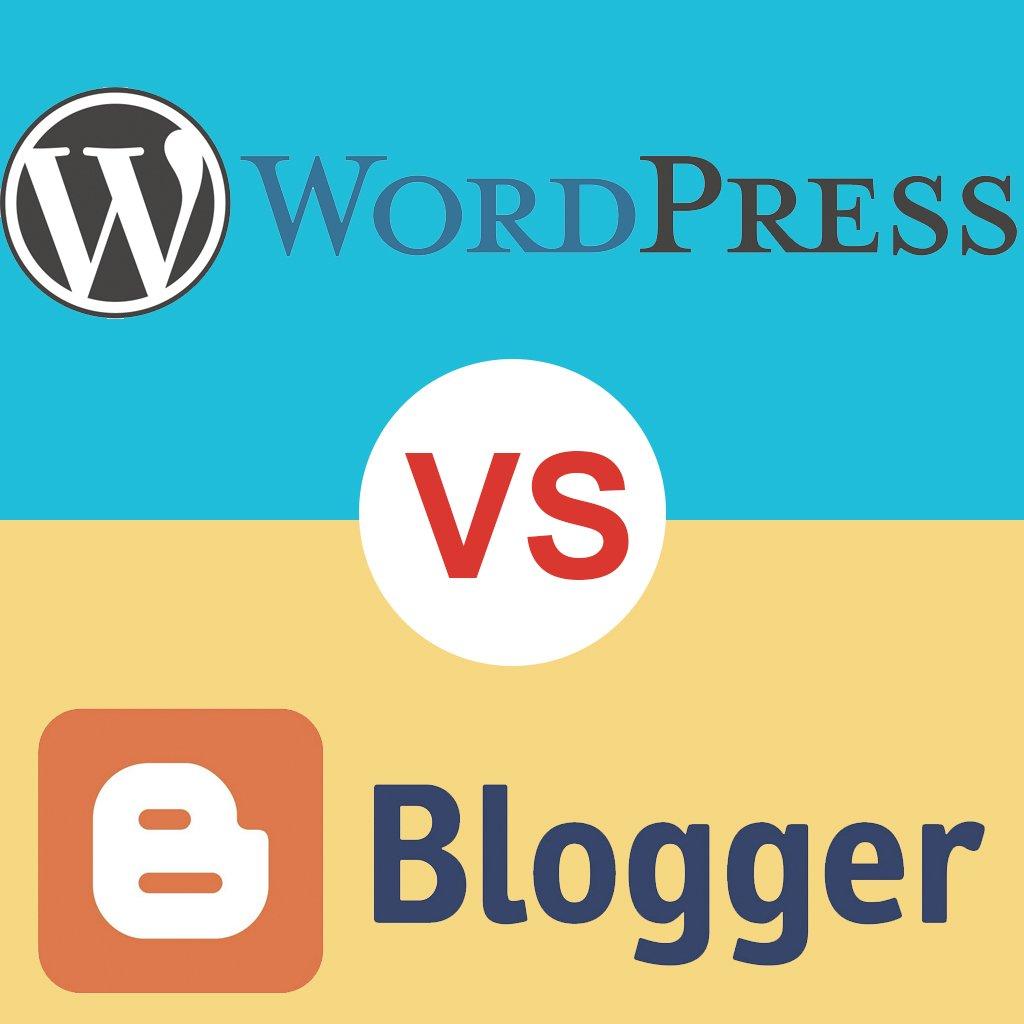 ¿WordPress o blogger?